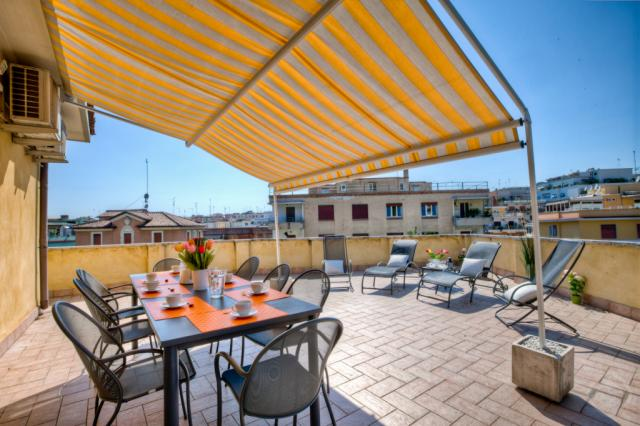 Big Terrace 160 apartment Rome